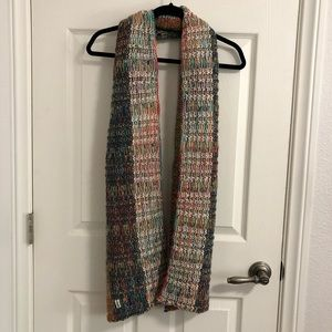 Colorful Roxy Scarf